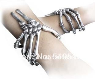 Stargate Atlantis TV Series testamento Prophet of Horror Curse of ezequiel esqueleto mão do osso do crânio pulseira