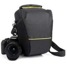 DSLR Камера сумка для Nikon D3200 D3300 D3400 D90 D610 D810 D750 D5600 D5300 D5100 D7500 D7100 D7200 D3100 D80 D5200 D5500