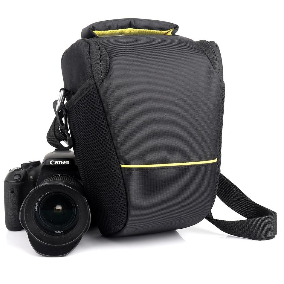 DSLR Camera Bag Case Pour Nikon D3200 D3300 D3400 D90 D610 D810 D750 D5600 D5300 D5100 D7500 D7100 D7200 D3100 d80 D5200 D5500
