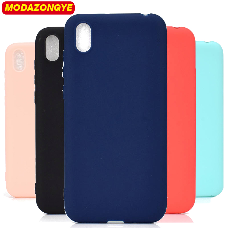 8S Case Back-Cover Protective Huawei Honor Soft-Silicone KSE-LX9 TPU