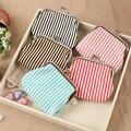 Fashion mini PU stripe hasp Coin Purse Kids girl Wallet Bag Coin Pouch Children Purse Holder Women Coin Wallet Free shipping