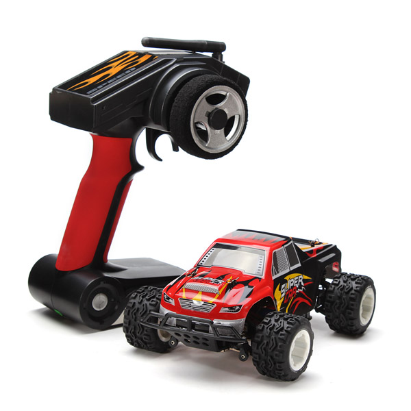 A212 1/24 Remote Control Car 4WD Hight Speed Racing Car  Electric 4WD Monster Rc Car Shock Resistant Boy's Toys Best Gift