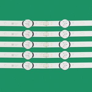 Image 3 - LED شريط إضاءة خلفي ل 55LF6000 55LB6100 55LB582U 55LB629V 55LB570V 55LB5500 55LH575A 55LB653V 55LB6200 55LB631V 55LB551V
