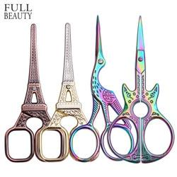 Volledige Beauty Nail Schaar Rvs Teen Kniptangen Chameleon Vogel Manicure Cutter Remover Makeup Nail Art Tool CHA37
