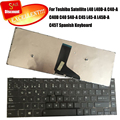 100% brand new spanish keyboard for Toshiba Satellite L40 L40D-A C40-A C40D C40 S40-A C45 L45-A L45D-A C45T SP/LA  teclado