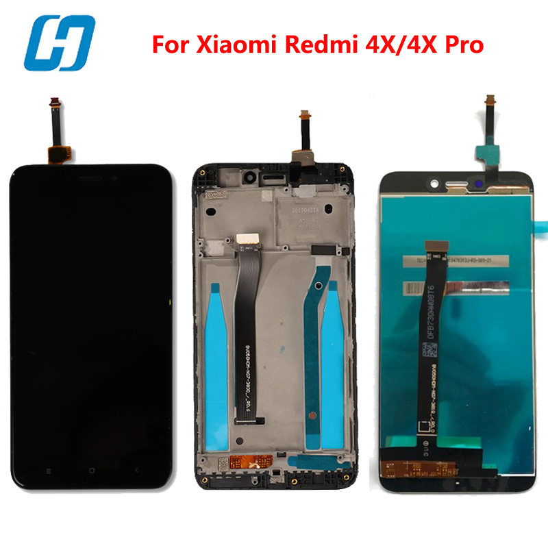 hacrin For Xiaomi Redmi 4X Lcd Display+Touch Screen 100%