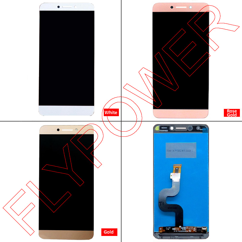 LCD DIsplay + Touch Screen Digitizer Assembly For Letv LeEco Le 2 X620 lcd 1920x1080 FHD Free Shipping
