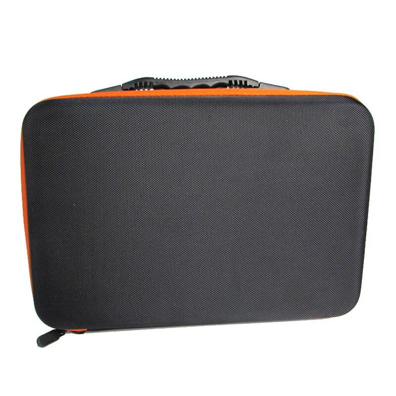 60 слотов Алмазная вышивка коробка алмазные аксессуары для рисования чехол прозрачные пластиковые бусины дисплей коробки для хранения инструменты для вышивки крестом - Цвет: orange