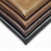 Faux PU cuir tissu artificiel en cuir synthétique feuille matière première bricolage sac à chaussures Lichee motif décoration 50*140 cm