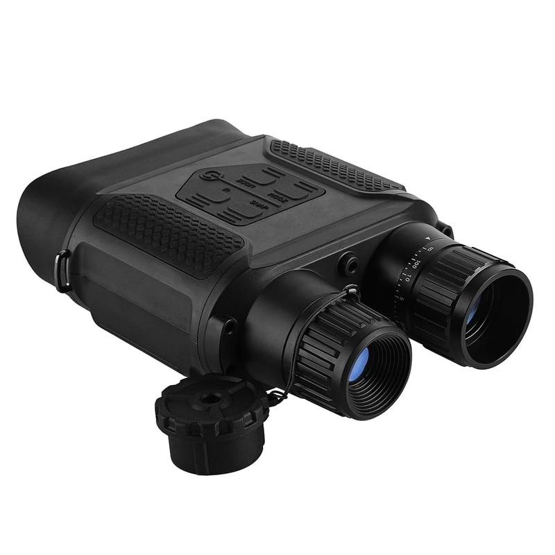 2 LCD Screen Binocular Professional Digital Infrared Night Vision Scope 7X Magnification HD Powerful Binocular For hunting