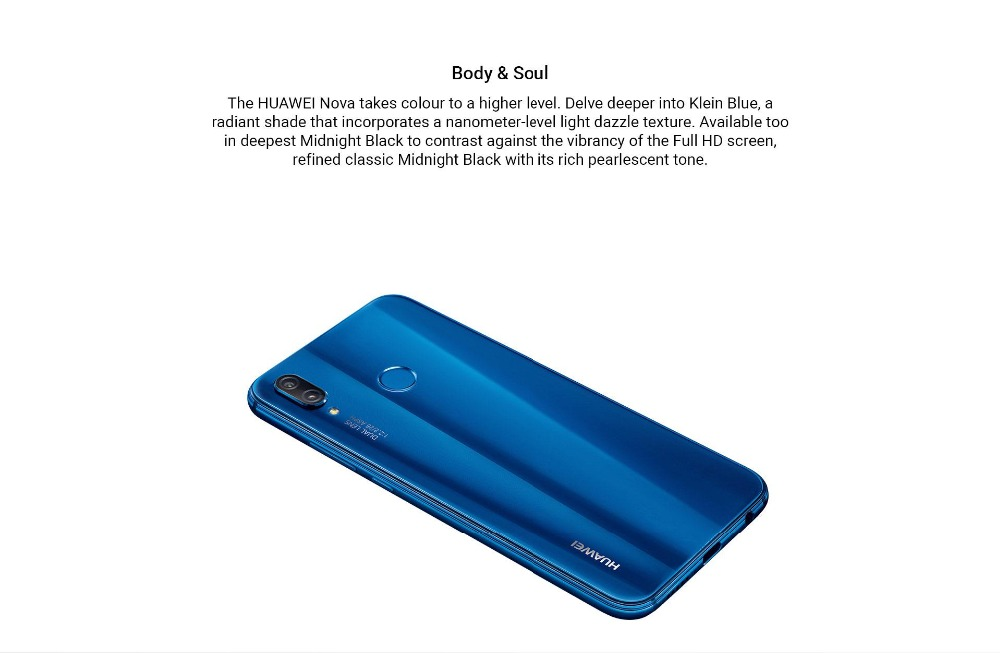 HTB1c4AouKGSBuNjSspbq6AiipXaA - Huawei P20 Lite Nova 3E Global Firmware 4G LTE Mobilephone Face ID 5.84