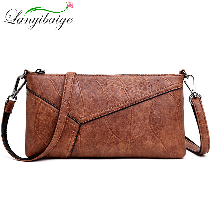 2019 Summer Style Ladies Hand Bags New Leather Luxury Handbags Women Bags Designer Crossbody Shoulder Bags For Women Sac A Main