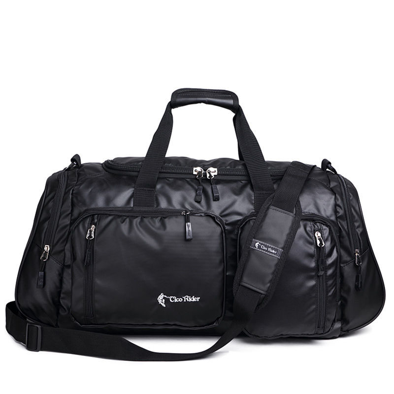 Quality Professional Large Sport Bag Gym Bag Men Women Independent Shoes Storage Training Fitness Bag Portable Shoulder XA332WA