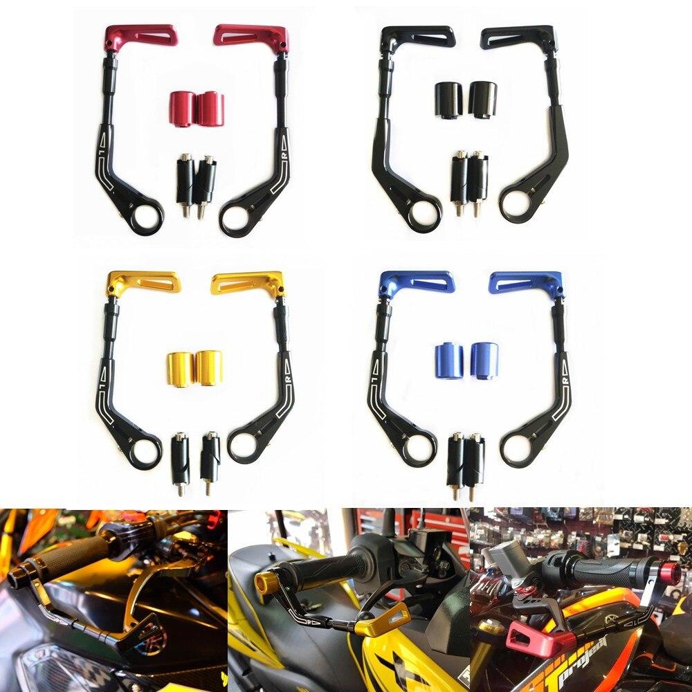 Motorcycle CNC Aluminum brake clutch Lever Guard handguard Falling Protector for yamaha XMAX xmax mt09 mt07 ninja nmax nvx aerox