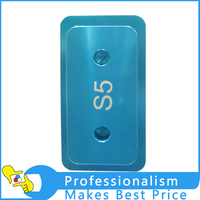 3D Sublime kalıp Baskılı kalıp aracı Samsung galaxy S5 i9600 için ısı basın