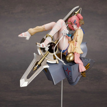 все цены на 1/7 Wonder Festival 2018 Fate/Grand Order Frankenstein Swimwear Ver Resin GK model Collection Complete Toy онлайн