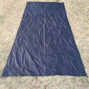 Image 3 - 2018 3F UL GEAR LANSHAN 2 original silnylon footprint 210*110cm high quality groundsheet