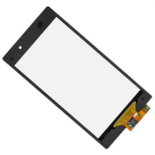 5pcs/lot New Original for Sony Xperia Z1 L39h touch screen digitizer touch panel touch screen,Black Free Shipping