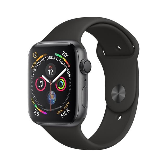 Смарт-часы Applе Watch S4, 40 мм Sport Band 0-0-12