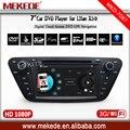 Многоязычный меню 7 inch экран Автомобиля Медиа-плеер для Lifan X50 с Бесплатный Навител карта card/магнитола/ATV/Bluetooth/DVD