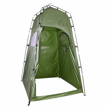 Portable Outdoor Shower Bath Tent Beach Tent Changing Fitting Room Tents Multifunction Camping Privacy Toilet Shelter Beach Tent
