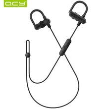 QCY наборы QY11 APTX СТЕРЕО 3D стерео MP3 бас музыка гарнитура bluetooth 4.1 беспроводные наушники спорт ушной крючок наушники с Mic