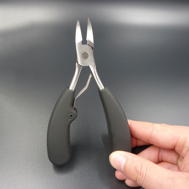 Size Stainless Steel Toe Finger Cuticle Nipper Nail Clipper Trimmer Cutter Plier Scissors Ingrown Nails