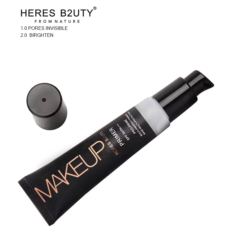 Marca HERES B2UTY Promoción Base de Maquillaje Profesional Primer - Maquillaje
