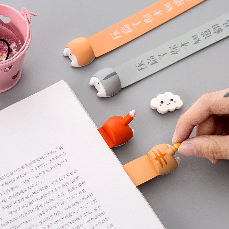 Kawaii Animals' Butt Bookmarks  3