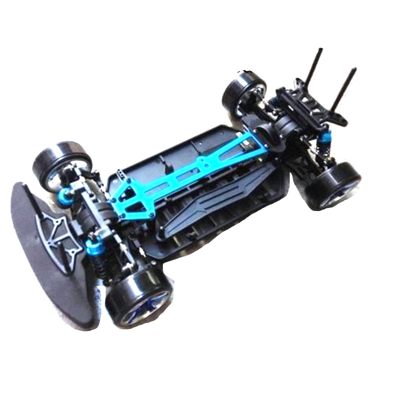 HSP 94123 1/10 Plastic Body Frame For HPI 1:10 RC RTR Pro HSP Racing On-Road Drift Car Model Frame Kit hpi e firestorm 10t 2wd rtr 1 10 2 4g hpi 105866