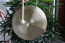 """New Design traditional Chinese 12"""" wind gong"""