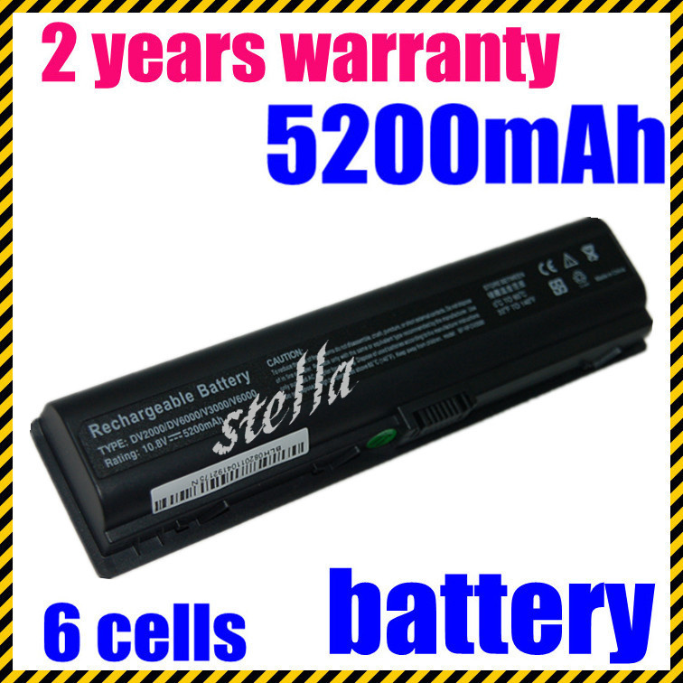 JIGU New Laptop Battery For HP COMPAQ Presario C700 V3000 F500 DV2000 HSTNN-DB42 HSTNN-LB42 HSTNN-LB42 HSTNN-OB31 jigu laptop battery for dell 8858x 8p3yx 911md vostro 3460 3560 latitude e6120 e6420 e6520 4400mah
