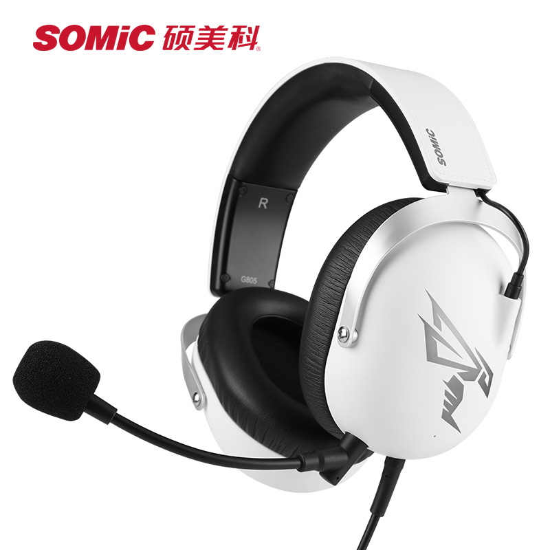 SOMIC Gaming Headsets usb 7.1 Virtual hoofdtelefoon casque met Microfoon voor PS4 PC Computer Gamer Video Game Xbox Game oortelefoon - 3