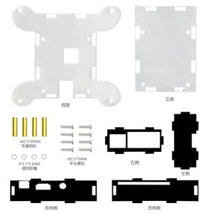 Image 2 - Transparent Acrylic Case Cover Shell Enclosure Box for Raspberry PI 3 /Model B +/ Model B (NO Raspberry PI Board )