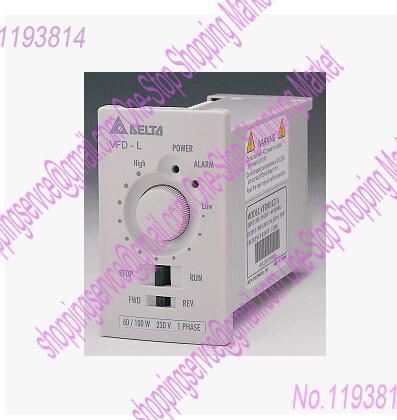 Original Inverter VFD007L21A 750W input 1ph 220V output 3ph 0~240V 4.2A 1~400Hz VFD-L 1HP VFD AC Mo tor Drive