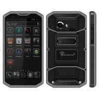KENXINDA Proofingu W8 4G Inteligentny Telefon komórkowy 16 GB ROM 2 GB RAM 5.5 cala Andriod 5.1 MTK6753 Octa Rdzeń 1280x720 p 3000 mAh Baterii