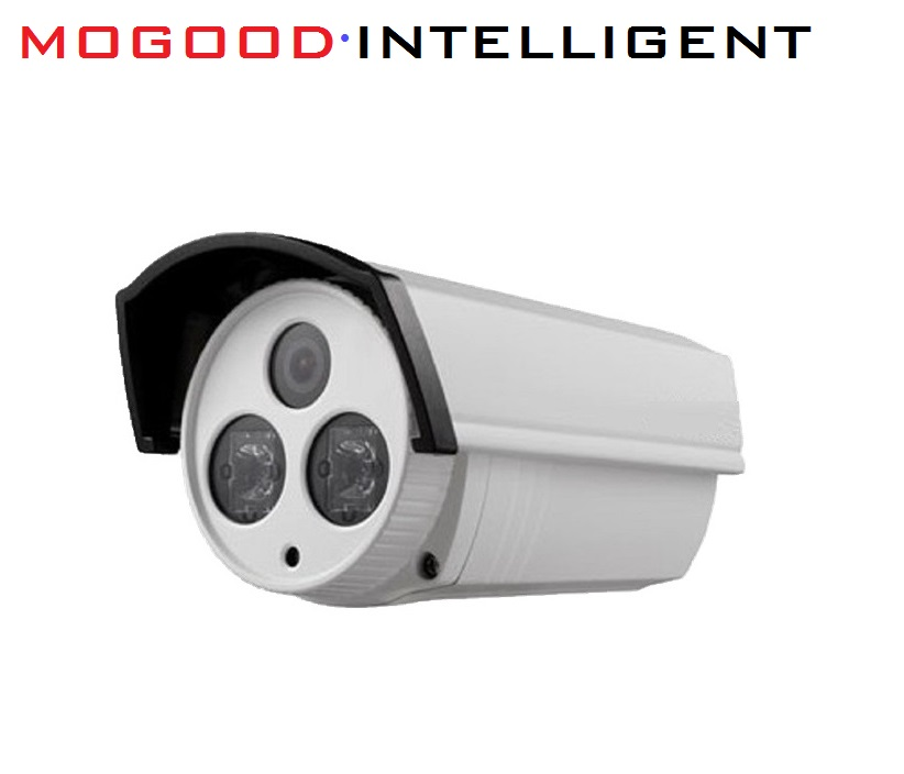Multi-language IP Camera with IR Bullet Camera 720P/1MP 960P/1.3MP 1080P/2MP 3MP Support ONVIF  IP66 Outdoor and Indoor Use bullet camera tube camera headset holder with varied size in diameter
