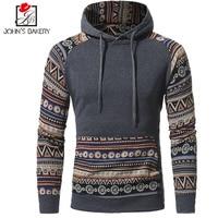John S Bakery Brand 2018 Hoodies Brand Men Famous Winds Sweatshirt Male Hoody Hip Hop Autumn