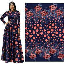 купить Wholesale of clothing and fabrics from the new type of all-terylene terrazzo African batik printing cloth manufacturers in 2019 дешево