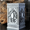Zinc alloy Goth Desk Pencil Holder Office Accessories Home Decoration 3