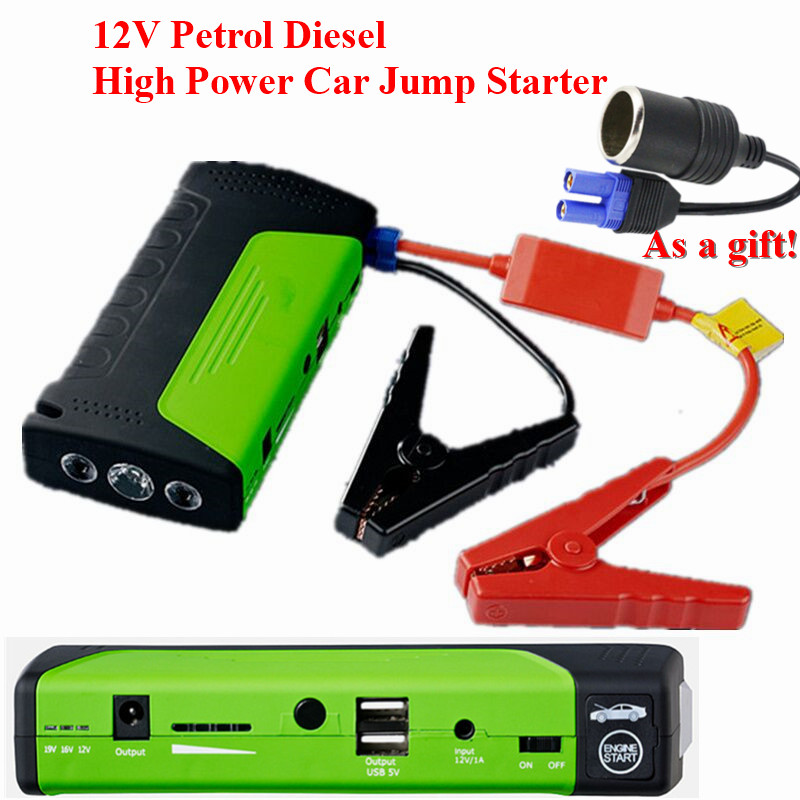Car Jump Starter Portable Starting Device Power Bank 600A Car Charger For Car Battery Booster Buster