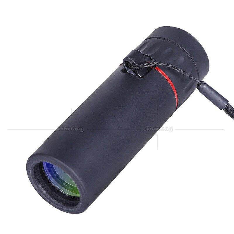 HD 30x25 Monocular Telescope binoculars Zooming Focus Green Film Binoculo Optical Hunting High Quality Tourism Scope