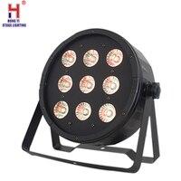 par led rgbw 9x12W led light RGBW 4in1 DMX control professional stage equipment disco dj lights