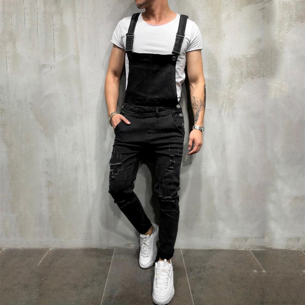 100% QualitäT Streetwear Jogger Overall Männer Schwarz Jogginghose Casual Fitness Track Harem Sommer Cargo Hosen Männer Kleidung Pantalones Hombre