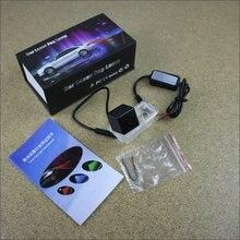 Cheapest prices Anti Collision Laser Fog Lights For Mercury Mariner 2007~2012 Car Rear Distance Warning Alert Line Safe Drive Light