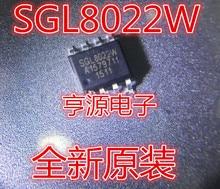 10 adet/grup SGL8022W SOP 8 stokta