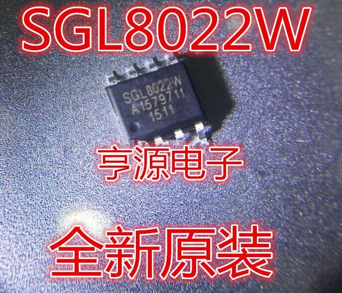 10 pz/lotto SGL8022W SOP8 In Magazzino10 pz/lotto SGL8022W SOP8 In Magazzino