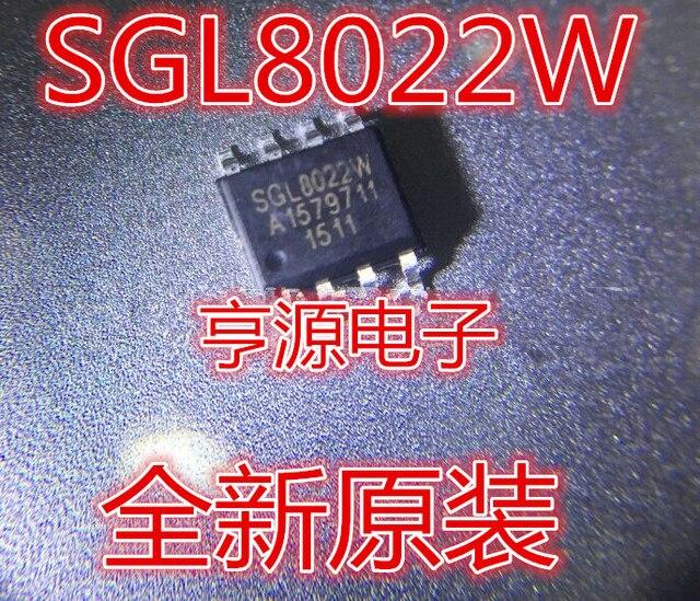 10 unids/lote SGL8022W SOP 8 en Stock
