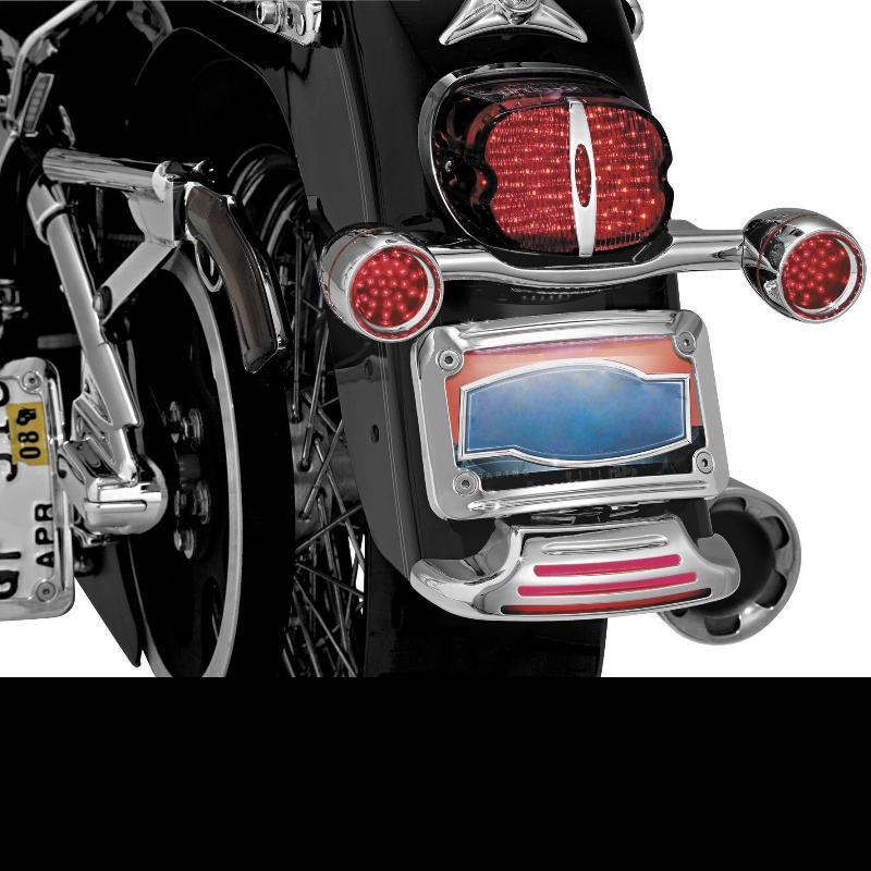 Asombroso Marcos De La Placa De Harley Davidson Colección de ...