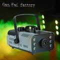900 Вт LED RGB 3в1 дымовая машина Профессиональное сценическое DJ оборудование